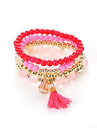 The Latest European And American Fashion Ladies Multi-layer Bracelet