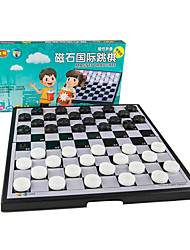 Board Game Games & Puzzles Square Metal Plastic