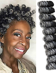 curlkalon Synthetic ombre braiding hair curlkalon braids 10inch saniya curls crochet braids kanekalon small bouncy curly 20roots/pack 5packs make head