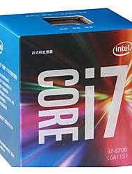 Intel в штучной упаковке сердечника i7-6700 FC-lga14c 3,40 ГГц 8 м процессор кэш-4 LGA 1151
