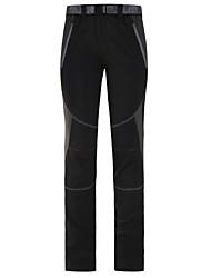 Mujer Pantalones para senderismo Mantiene abrigado Secado rápido Transpirable Ligeras para Camping y senderismo S M L XL XXL