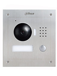 Dahua® vto2000a 1.3mp video porte téléphone poe metal villa station extérieure interphone à distance avec une application mobile