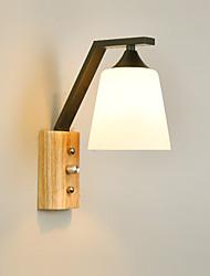 AC 100-240 60 E26/E27 Tradizionale/classico Rustico Retrò Pittura caratteristica for LED,Luce ambient Lampade a candela da pareteLuce a