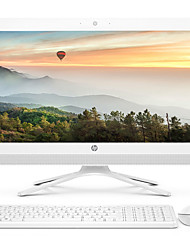 HP All-In-One Computer Desktop AIO22-b011cn 21.5 pollici Intel Celeron 4GB RAM 1TB HDD grafica discreta 2GB