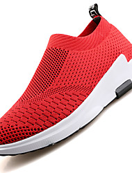 Men Sport Shoes Spring Summer Fall Light Soles Tulle Outdoor Athletic Flat Heel Fitness & Cross Training