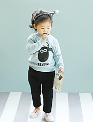 Girls' Casual/Daily Solid Pants Winter