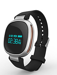 E08 Exercise Step Dynamic Heart Rate Monitoring Sleep Analysis Meter Bluetooth Smart Bracelet