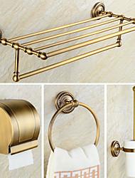 Towel Racks & Holders Neoclassical Brass