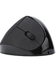 E23 ergonómico vertical saudável recarregável 2.4ghz mouse sem fio