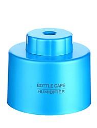 os mini-USB humidificador o segundo tampão humidificador geração de ultra-sons com a garrafa humidificador aroma