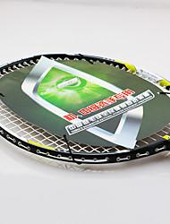 Raquettes de Badminton Haute résistance Durable Stabilité Fibre de carbone Une Paire × 2 pour