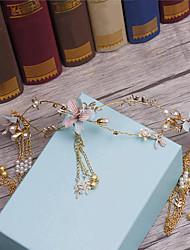 Liga imitação pérola headpiece-casamento ocasião especial headbands hair pin 5 pieces