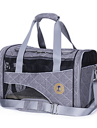 Pet Dog Cat Car Travel Carrier Shoulder Bag Folding Portable Breathable Mesh Cotton Pet Carrier Pet Products