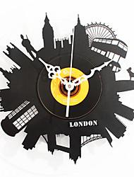 Modern/Contemporary Casual Nautical Holiday Wall Clock,Novelty Metal 30 Indoor/Outdoor Indoor Clock