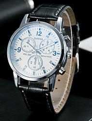 Masculino Relógio Esportivo Relógio Elegante Relógio de Moda Relógio de Pulso Chinês Quartzo Silicone Banda Pendente Casual CriativoCores