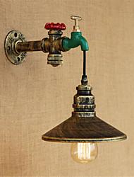 AC 110-130 AC 220-240 40 E26/E27 Rustique Rétro Peintures Fonctionnalité for Style mini Ampoule incluse,Eclairage d'ambianceChandeliers