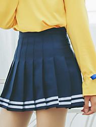 signe! bonne qualité! Doit être conservé! Jupe plissé jupe jupe jupes enfants 3 étudiants