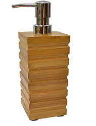 Soap DispenserBamboo /Contemporary