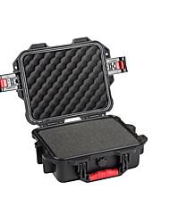 9 L Waterproof Dust Proof Wearable Hardshell Multifunctional Shockproof Black