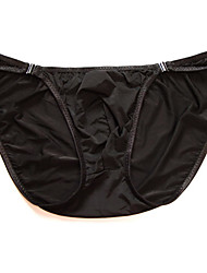Masculin Sexy Solide String-Rayonne