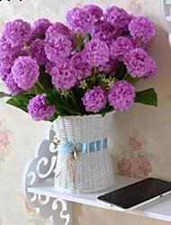 1 Ast Kunststoff andere Tisch-Blumen Künstliche Blumen 35*35*35
