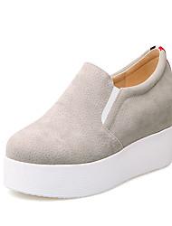 Women's Sneakers Summer Fall Club Shoes Fleece Office & Career Party & Evening Dress Platform