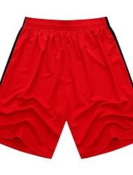 SPAKCT® Homme Football Shirt Vêtements de Compression/Sous maillot Respirable Matériaux Légers Confortable Printemps Eté Automne Hiver