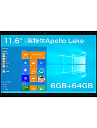 X3 Plus 7.85 pulgadas Windows 10 Quad Core 6G RAM 64GB ROM 2.4GHz windows Tablet