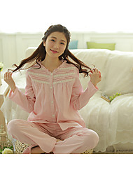 Pijama Algodão Não Tecido Firme