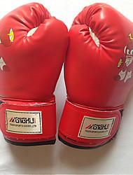 Boxing Gloves for Boxing Full-finger Gloves Breathable Wearproof Protective PUGloves