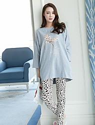 Pyjama en fourrure de lapin
