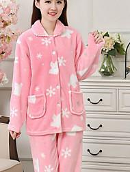 lapin Pyjama fourrure