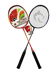 Badminton Rackets Durable One Pair for#