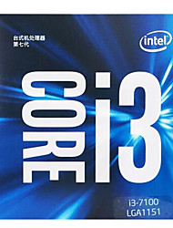 Intel Core i3-7100 7. Generation Core-Desktop-Prozessor 3m cache3.90 ghz