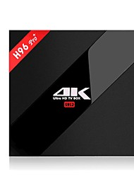 H96 Pro+ Amlogic S912 Android TV Box,RAM 3GB ROM 32GB Octa Core WiFi 802.11n Bluetooth 4.1