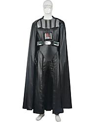 Men's Costume  Cosplay Outfit Halloween Cosplay Costume For Men Black Samurai Warriors