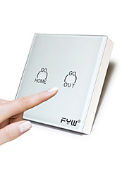 FYW Touch  Remote Controller Full On And Full Off   A Remote Control Controls All Lights Match Receiver Use