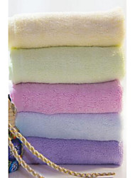 Hand TowelSolid High Quality 100% Bamboo Fiber Towel
