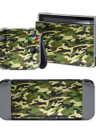 B-Skin Adhesivo Para Interruptor de Nintendo Novedad Portátil