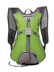 Backpack for Leisure Sports Cycling/Bike Running Jogging Fitness Traveling Sports BagWaterproof Rain-Proof Waterproof Zipper Wearable