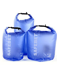 10 L Swimming Beach Waterproof Rain-Proof Moistureproof Aquamarine PVC
