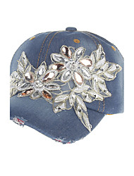 Unisex Polyester Satin Baseball Cap,Cute Casual Patchwork Spring Summer Fall