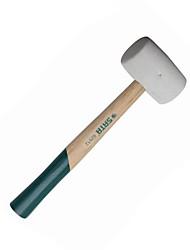 Sata из дерева ручка белый пластиковый молот 1 фунт