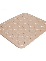 30 cups cookies cake pan non stick baking pan FDA cake mould