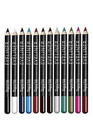 Eyeliner Crayons Sec Couverture Correcteur Naturel Yeux