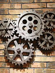Decoración de la pared metal Contemporáneo Retro Arte de la pared