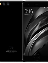 Xiaomi Mi6 Mi 6 M6 6GB 128GB ROM Mobile Phone Snapdragon 835 5.15 FHD Dual 12MP Back Camera Four Sided Curved Body