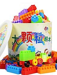 Blocos de Construir Blocos Lógicos para presente Blocos de Construir Brinquedos Criativos & PegadinhasCircular Quadrangular Forma