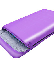 Sac de couchage Rectangulaire Double -10 -25 Coton T/C 210X120 Camping Résistant à l'humidité Garder au chaud 自由之舟骆驼