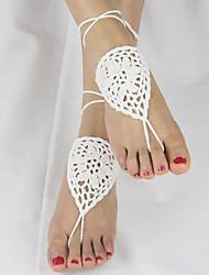 Bauchtanz Warm-Ups Damen Vorstellung Baumwolle 2 Stück Socken